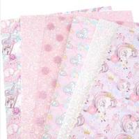 Cotton candy unicorn bargain bundle 6pc set