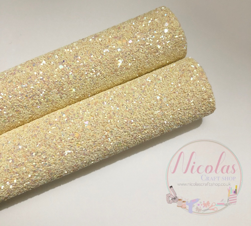 Nude High quality Matte Chunky Glitter