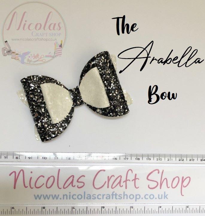 """The Arabella Bow - Cutting Die 3.5"""""""
