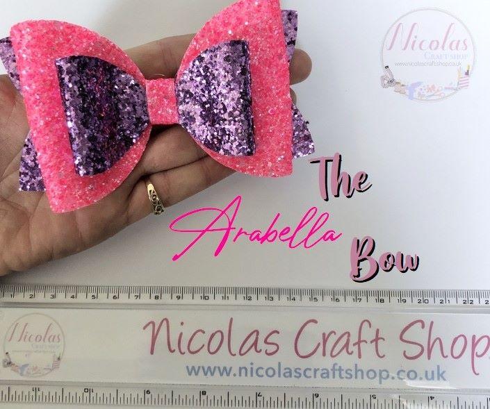 """The Arabella Bow - Cutting Die 5"""""""