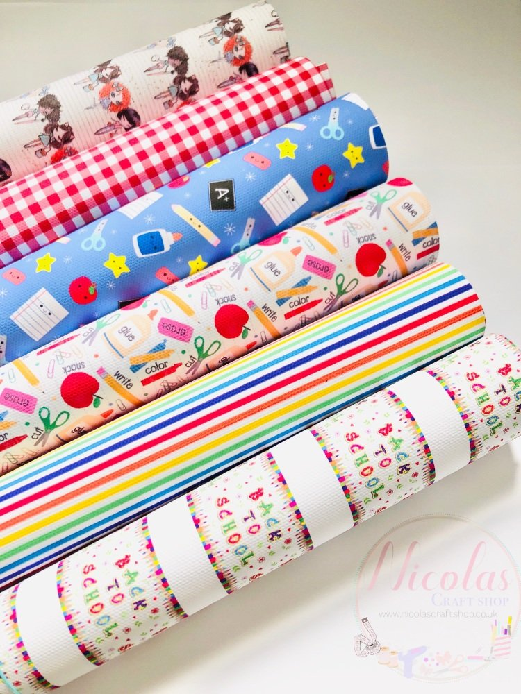 Back to School Bundle - Choice of gingham