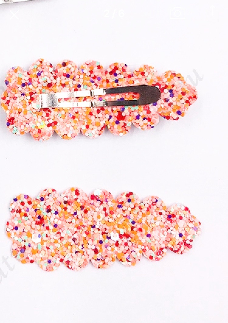 IN STOCK - 5.5cm scalloped full coverage liner clip die
