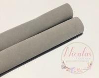 VELVET - Double Sided Grey