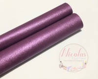 Pearlescent  Purple fabric sheet