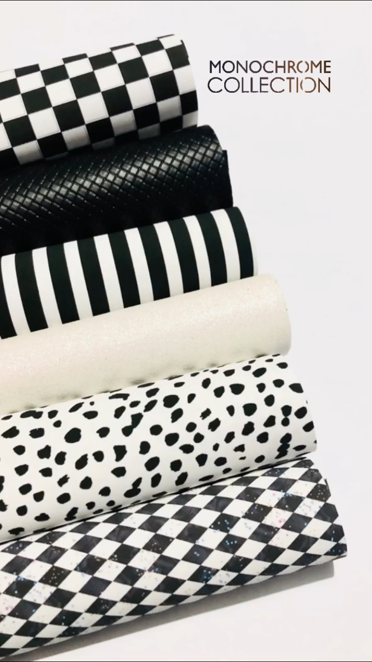 Monochrome black and white bargain bundle