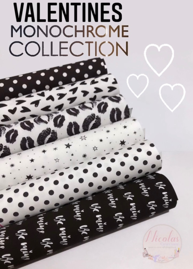 The Valentine Monochrome Collection