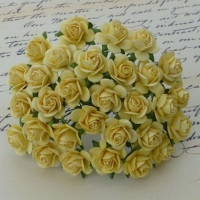 MULBERRY FLOWERS - YELLOW