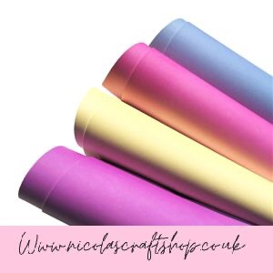 UV Light reactive Colour changing leatherette