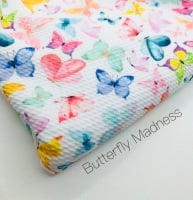 Butterfly Madness Bullet Fabric