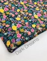 Dark Dreams Bullet Fabric