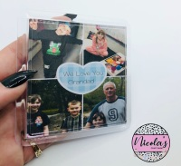 Father's Day Photo Coaster (Personalised To You)