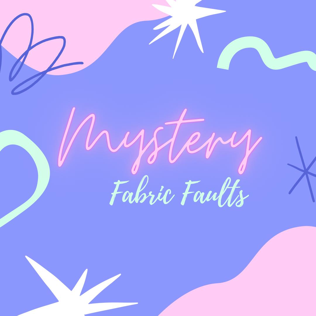 Mystery Pack - Faulty Fabric Random Grab Bag