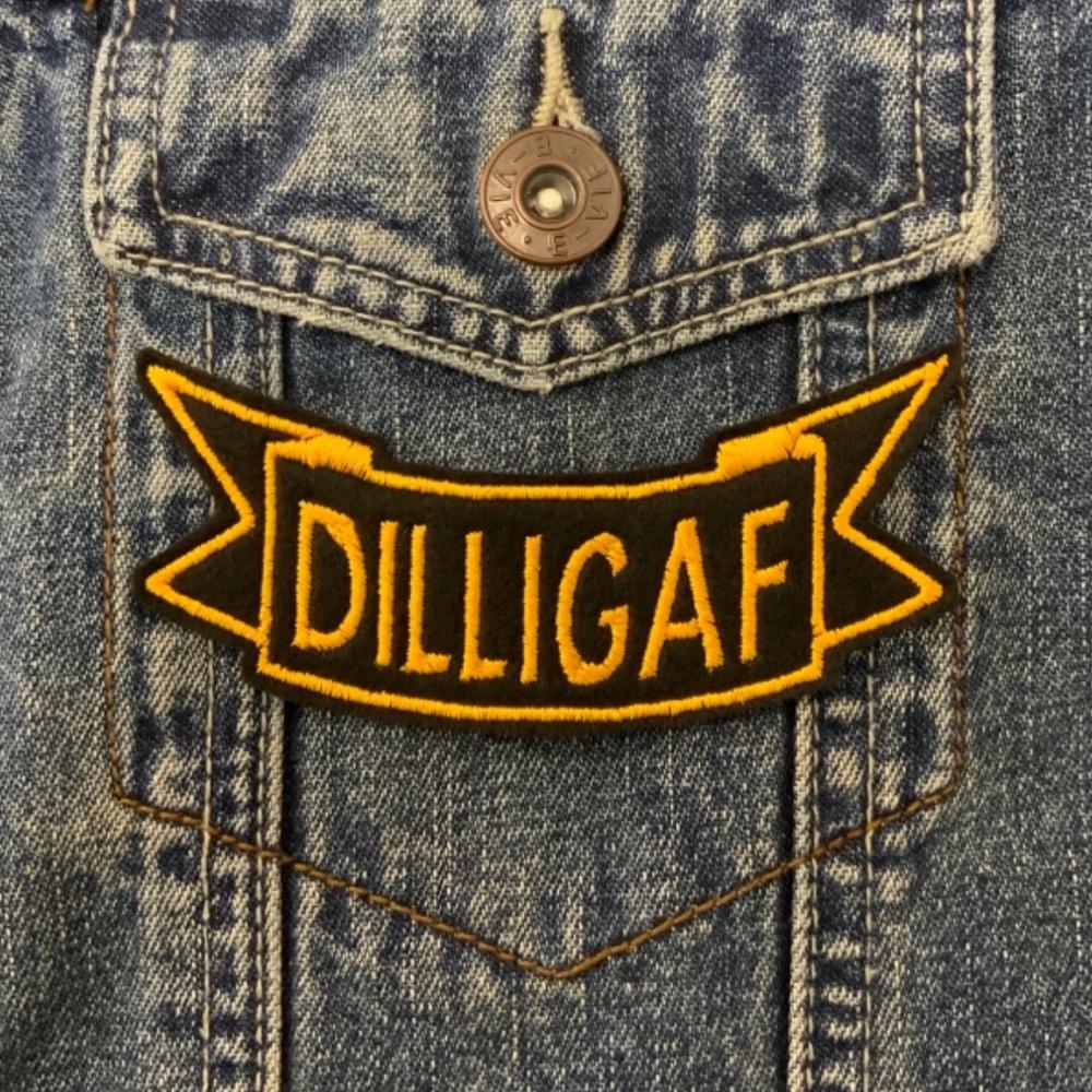 Dilligaf Bottom Rocker #0080