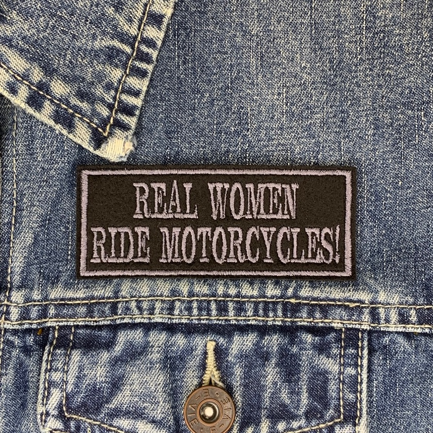 Real Women Ride Motorcycles