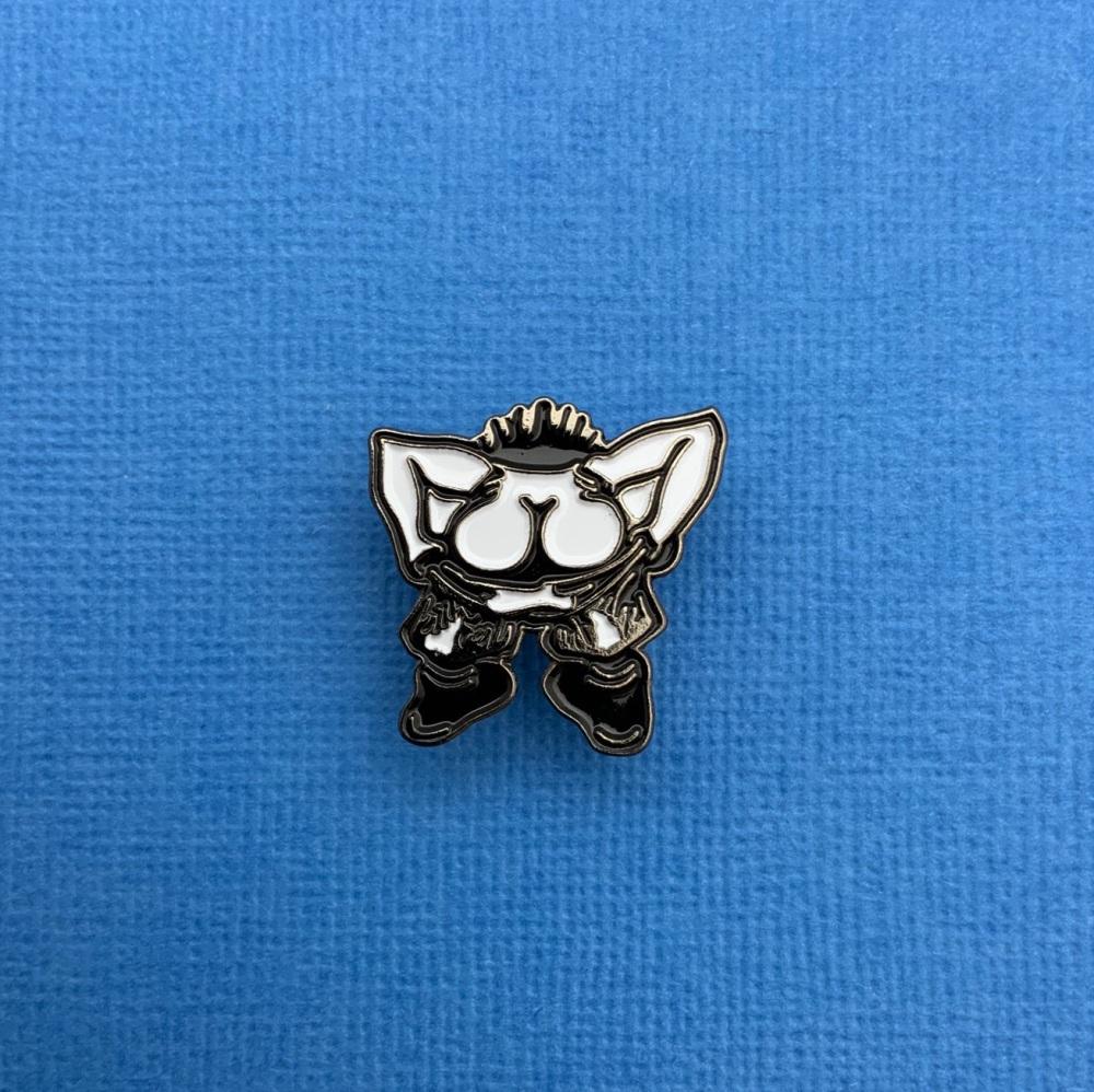 Mooner Enamel Metal Pin Badge #0075