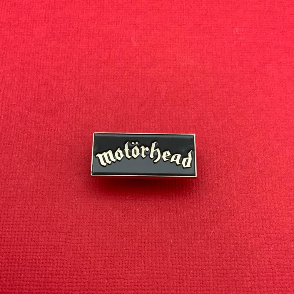 Motorhead Music Enamel Metal Pin Badge #0102