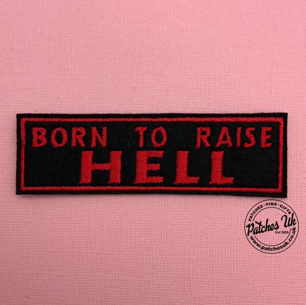 Born To Raise Hell #0031