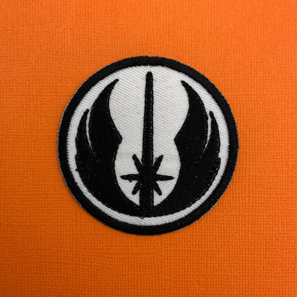 Star Wars Jedi Order Embroidered Fabric Patch #0084