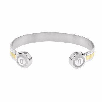 Bioflow Lux Two Tone bangle
