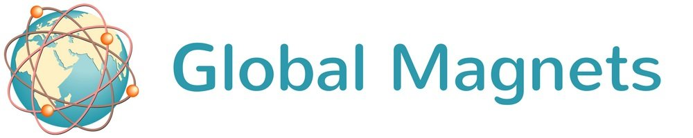 Global Magnets, site logo.