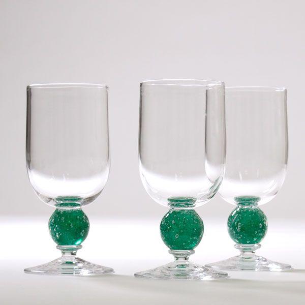 Stellar Wine Glass | apple