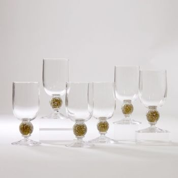 Stellar Wine Glass | pear