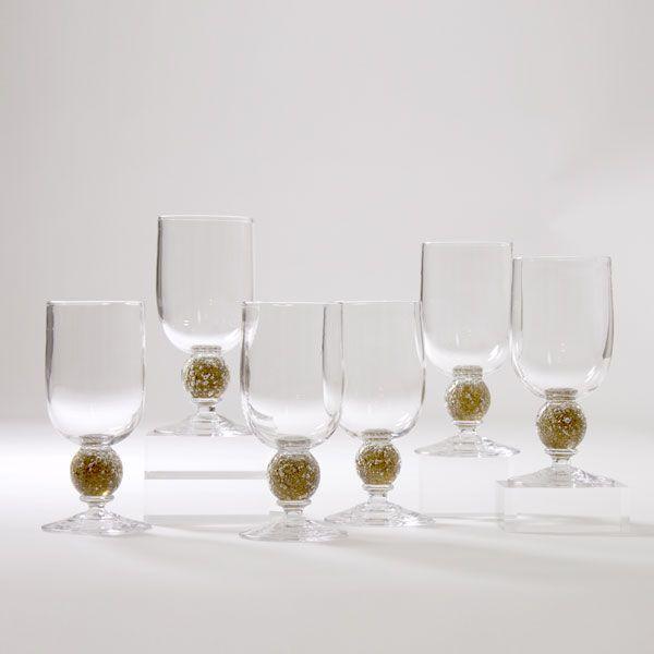 Stellar Wine Glass | pear