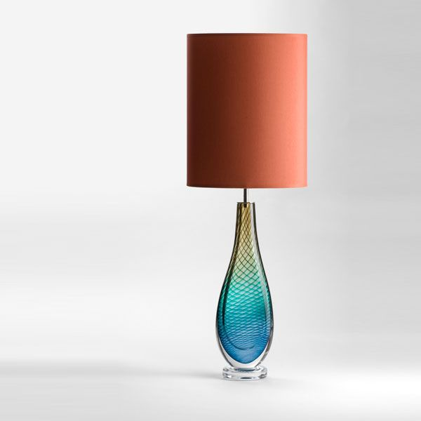 Large Westmorland Lamp | Grizedale | terracotta shade