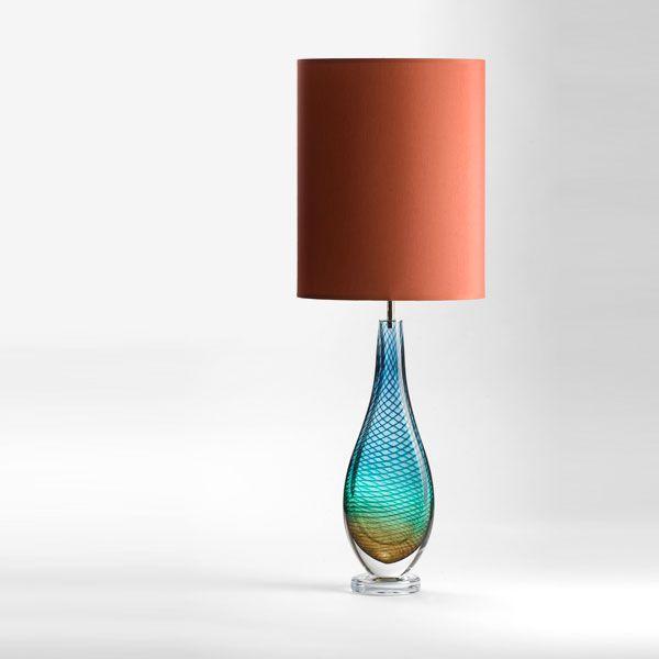 Large Westmorland Lamp | Grasmere | terracotta