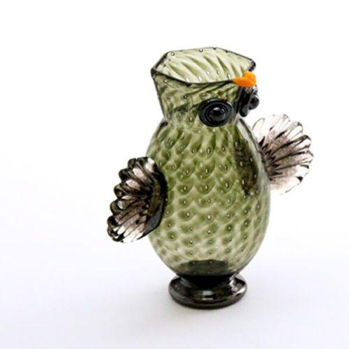 Owl Jug | grey