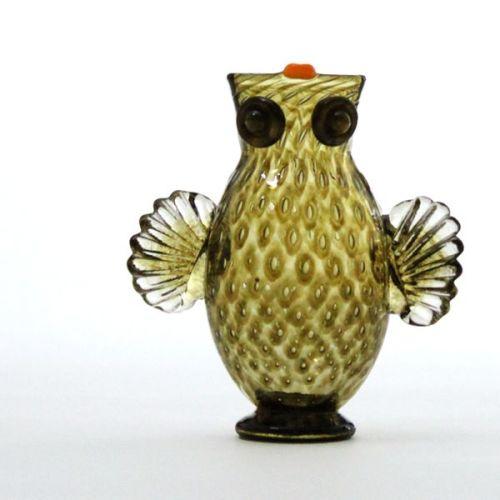 Owl Jug | olive