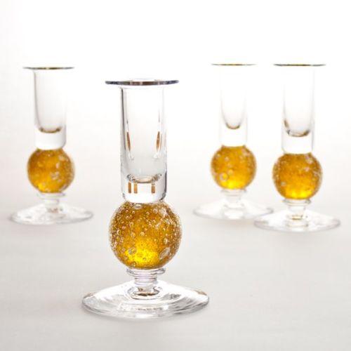 Stellar candlesticks | gold pair