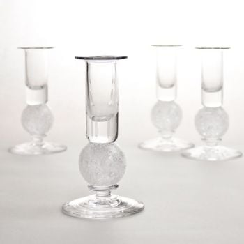 Stellar candlesticks | clear pair