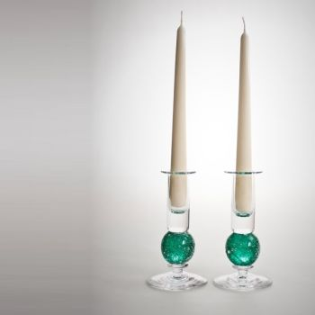Stellar candlesticks | green pair