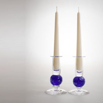 Stellar candlesticks | cobalt pair
