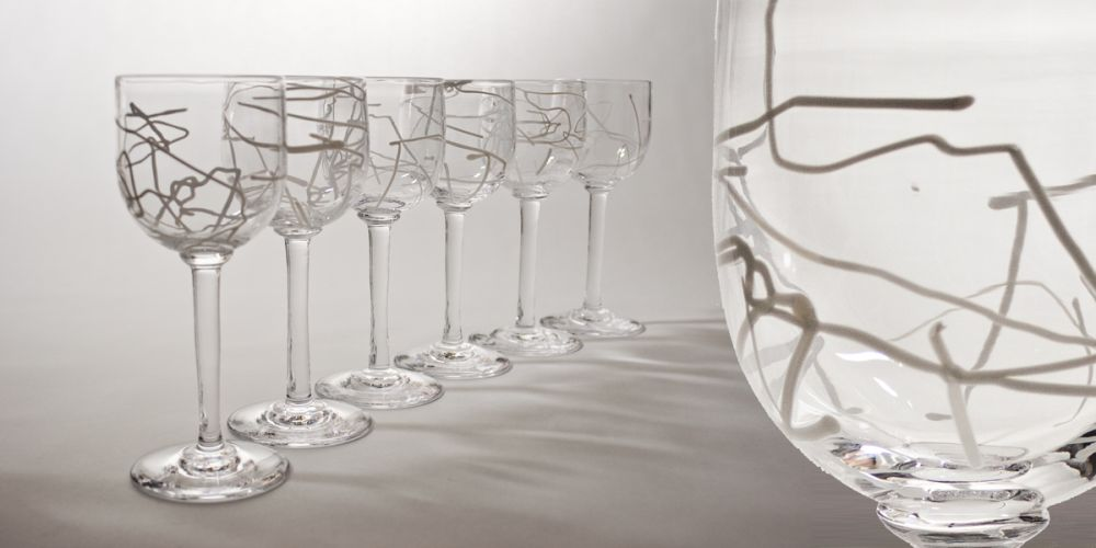 <!-- 015 -->Staccato | Wine Glasses