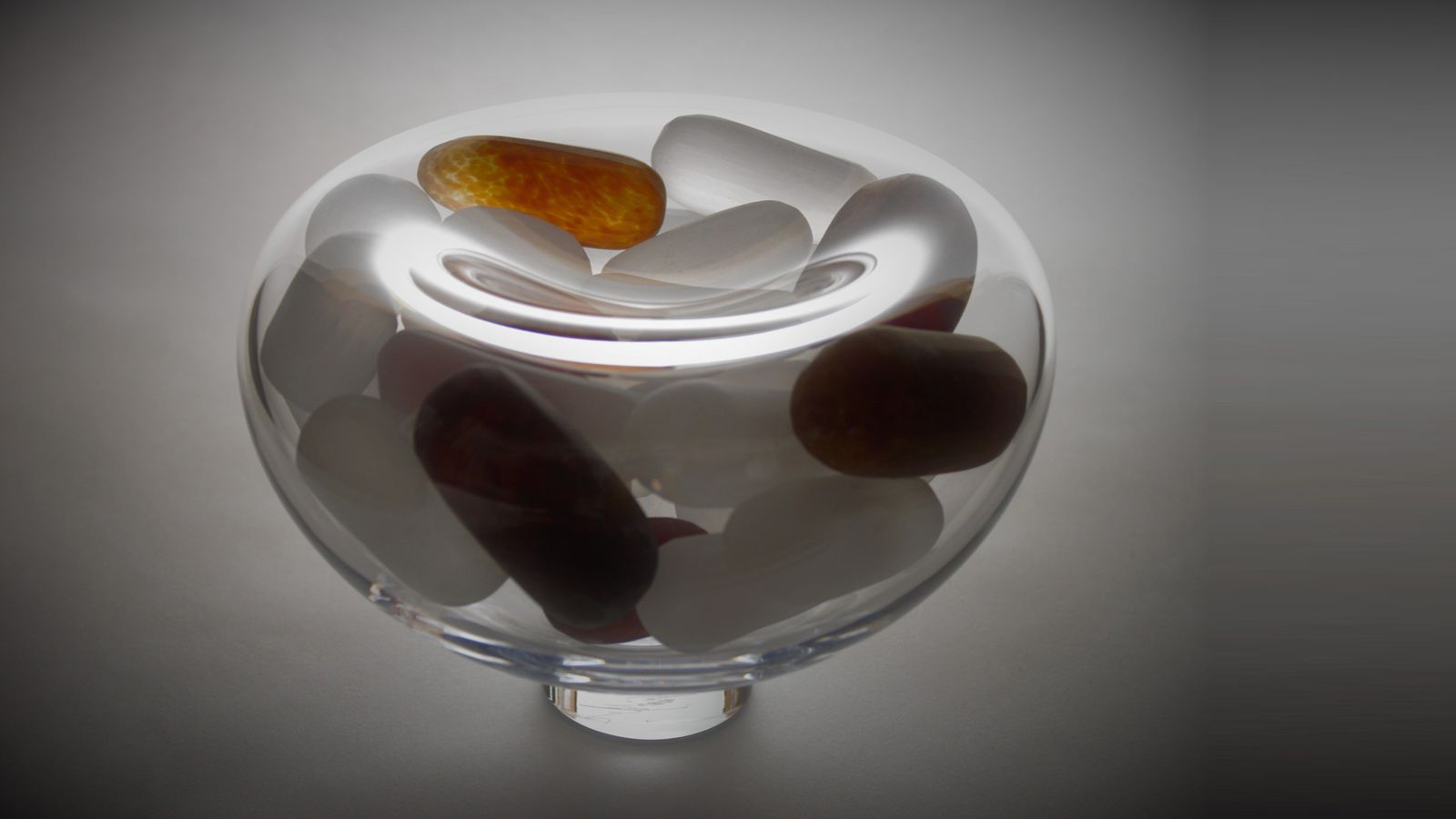 Rolling New Create Website Amber Stone Bowl angled.jpg