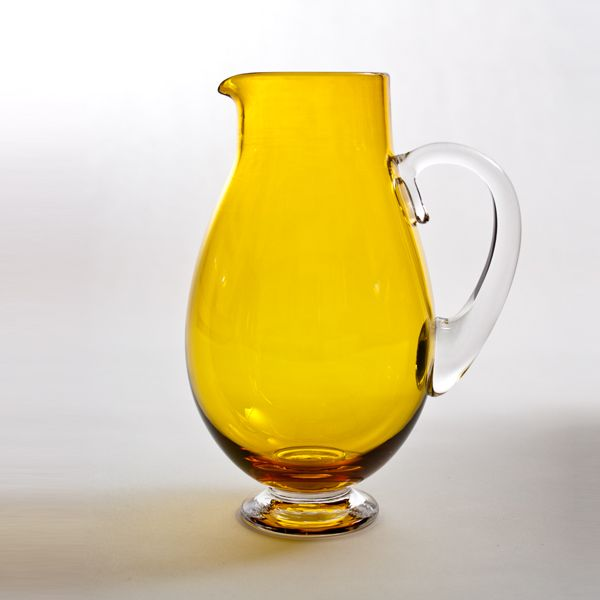 Small Round Jug | gold