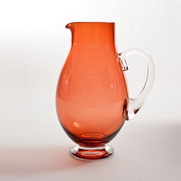 Small Round Jug | peach