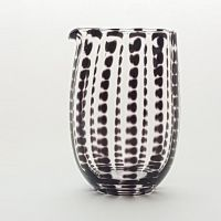 Spotty Jug | black