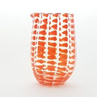 Spotty Jug | orange