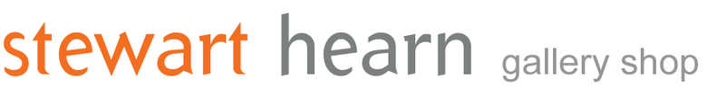 Stewart Hearn Gallery Shop, site logo.