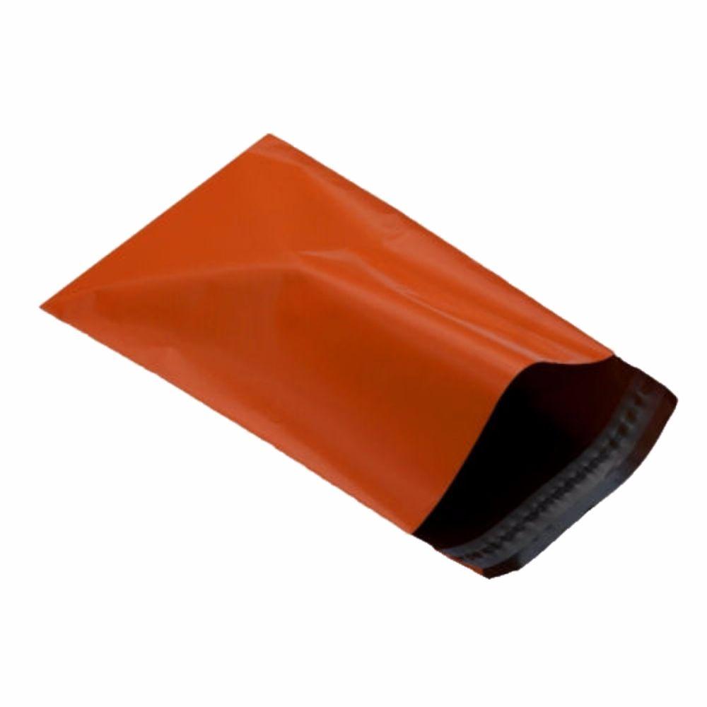 Orange Mailing Bags