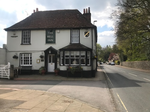Sunday Lunch at The Bell Inn 12pm