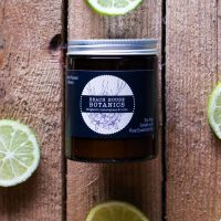 Bergamot, Lemongrass & Lime Medium Jar 180ml