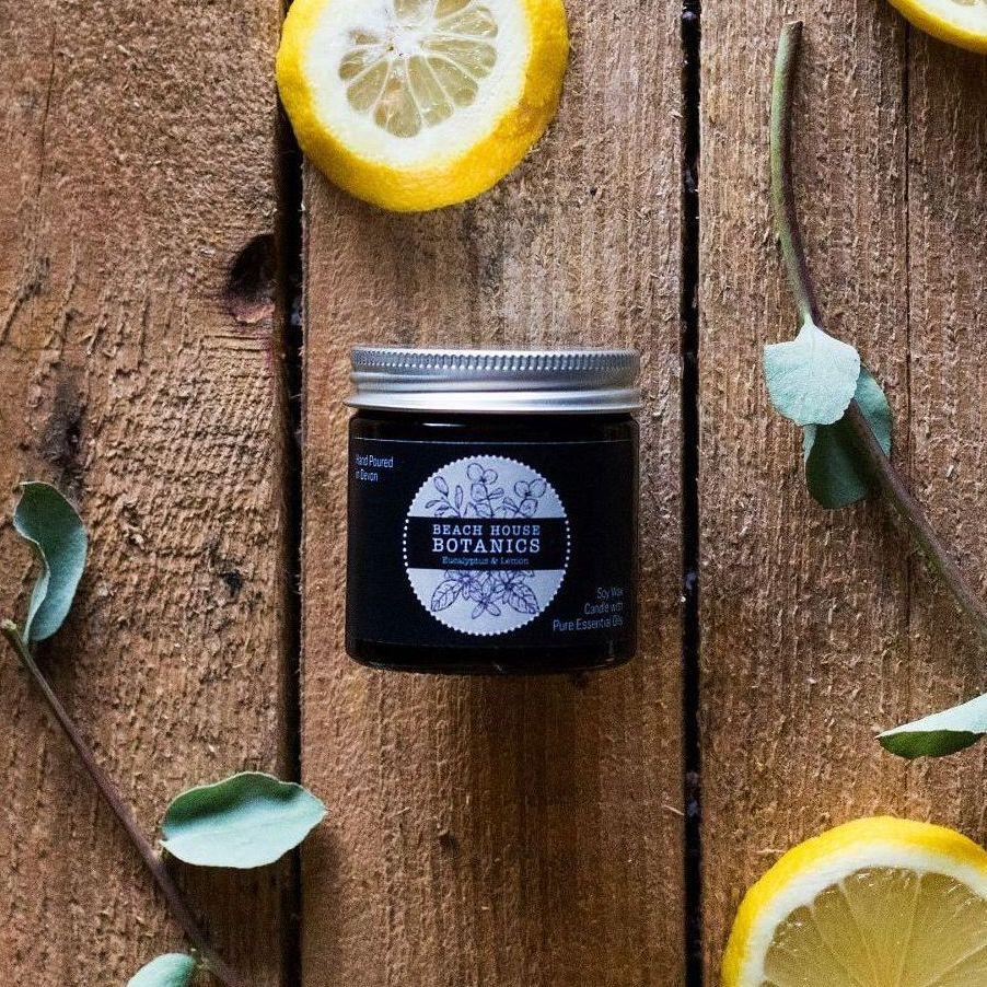 Eucalyptus & Lemon Mini Jar 60ml
