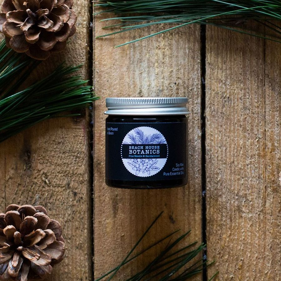 Pine Needle & Sandalwood Mini Jar 60ml