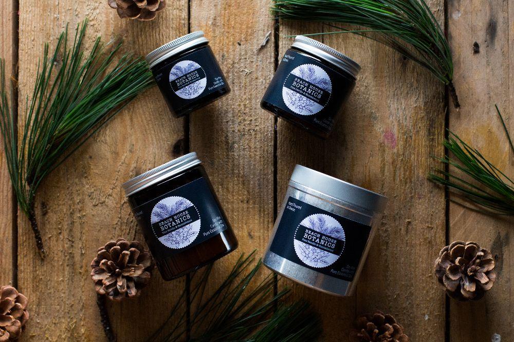 Pine Needle & Sandalwood