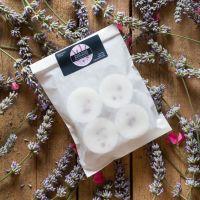Rose Geranium & Lavender Soy Wax Melts (Pack of 4)