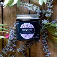 Bergamot, Chamomile, Sage, Geranium & Lavender Small Amber Jar 120ml